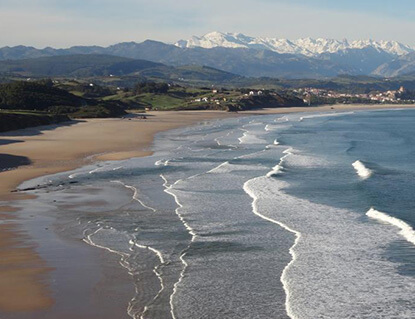 biarritz surftrip with 3 days in spain